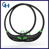 Auriculares estereofónicos de Bluetooth do Neckband do esporte sem fio de Handfree