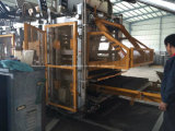 Bloc Q8 concret faisant la machine