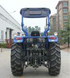 Trator da exploração agrícola 110HP de Foton Lovol 4WD para o mercado de Indonésia