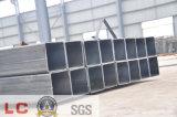 300X300 Negro Plaza de tubería de acero
