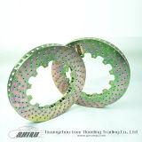 362*32mm perforati Brake Disc per Ap9660 Caliper
