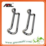 Fabricante do punho de porta do aço inoxidável de Ablinox