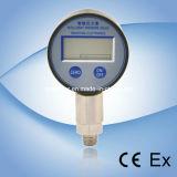 Франтовские дифференциальные цифровой индикатор/манометр цифров для измеряя коррозионных газов и жидкостей Qzp-S9