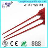 Joint réglable serré de plastique de longueur de blocage de la Chine d'usine de vente en métal de traction en plastique de garniture intérieure