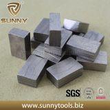マルチカッターのための高性能のダイヤモンドの刃セグメント