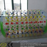 Esfera de rolo material da água da piscina do PVC TPU