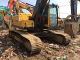 Excavatrice utilisée de Volvo Ec210blc, excavatrice d'occasion 210 de Volvo