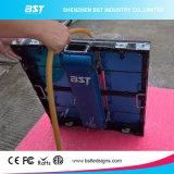 Heet verkoop P6 LEIDENE van de Kleur van SMD3535 de Volledige Openlucht Weerbestendige Schermen voor Huur/Vast