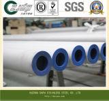 Tubulação soldada do aço inoxidável do comprimento de ASTM A269 TP304 12m