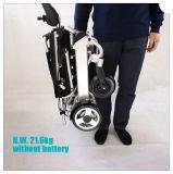 بالغ الصّغر 4 [فولدبل] و [بورتبل] قوة كرسيّ ذو عجلات