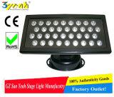 lumière Sy-6036b de rondelle de mur de 36W RVB LED