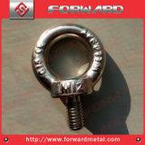 La goccia di sollevamento del perno ad occhio dell'acciaio inossidabile DIN580 ha forgiato il perno ad occhio dell'acciaio inossidabile