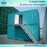accampamento del contrassegno della Camera del contenitore di 20FT con il condizionatore d'aria