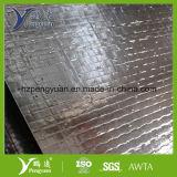 A telhadura Sarking reforçou a isolação tecida laminada da tela da folha de alumínio