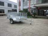8FT x 5FT Hot Dipped Galvanised Box Trailer/Farm Trailer/Car Trailer/Utility Trailer