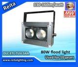 LED Floodlight 80W IP66 IP67 Stadium LED Flood Light