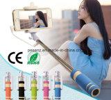 Mini bâton tenu dans la main tenu dans la main extensible flexible de Monopod Selfie