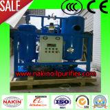 Purificador de óleo eficaz do vácuo de Ty, purificador de óleo da turbina