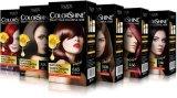 Tazol cosmética larga duración color de pelo (60 ml + 60 ml + 10 ml)
