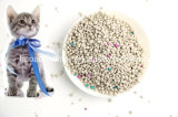 Limpar e Cat Litter de Clumpling Bentonite
