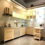 簡単なMDFの食器棚