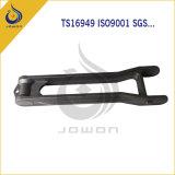 鉄の鋳造の機械装置の予備品ブラケット