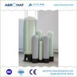 プールFRPの水処理タンクプラント
