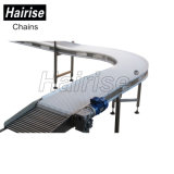 Trilho de guia plástico dos acessórios do transporte Chain do rolo
