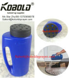 (WSP-09) Nuovi seme della mano 2L ed agitatore di sale di plastica, spalmatore di radiodiffusione