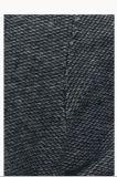 Kaschmir-Strickjacke der Männer erstklassige reine des Halsausschnitt-100% mit Mustern