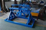 金属の鋼鉄赤ん坊のための手動簡単なUncoiler 3トンはDecoilerを巻く
