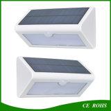 Intelligentes Solar-LED-im Freienwand-Licht mit multi Fühler-Modus
