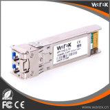 10gbase-LR SFP+, 1310nm, 10km, ricetrasmettitori ottici Pluggable caldi con DDM