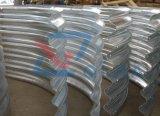 Calvanized runzelte Stahlplatte