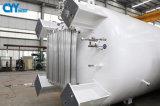 Бак для хранения жидкостного кислорода низкого давления криогенный с ASME GB