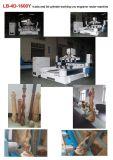 Pond 4 CNC van de As de Houten Machine van de Gravure