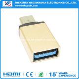 가장 새로운 USB 3.1 접합기 유형 C 접합기 USB 접합기를 위한 고품질