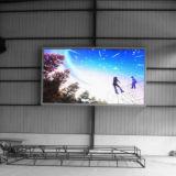 フルカラーの携帯用適用範囲が広い屋内LED表示スクリーン