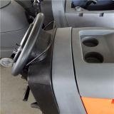 Dyconの二重ブラシ(FS213)を持つ電池式の床のスクラバー001