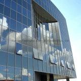 Calor e parede de cortina de vidro matizada prova do som (FT-CW)