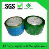 40/42/45/50 Mic logotipo personalizado Brown o Borrar Personalizadas adhesiva de BOPP cinta de embalaje para el lacre del cartón