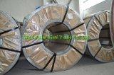 201 a laminé à froid la bobine d'acier inoxydable pour la fabrication de tube