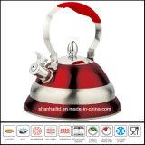 Utensilios de cocina de la caldera del silbido del acero inoxidable del nuevo producto