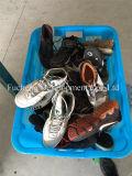 De goedkope Jongen Gebruikte Schoenen van de Voorraad van de Tweede Hand Sandals (fcd-005)