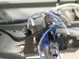 E21 ножницы гильотины металлического листа системы QC11y с емкостью 2500mm