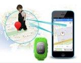 반대로 분실된 지능적인 시계 Sos 시계 GPS 추적자 장치를 추적해 중국 아이 GPS