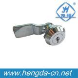 Fechamento de fundição da came do zinco Yh9711 com chaves para a caixa postal