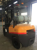 熱SaleセリウムApproved Fg20t 2ton Hydraulic LPG日産Forklift
