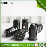 USB doppio 3.1A Mini Car Charger con Ce RoHS Certificate per Mobile Phone