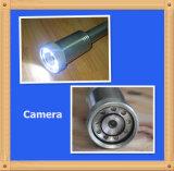 Cámara de vídeo del CCTV de la cámara del examen del receptor de papel de agua de la cámara de la perforación